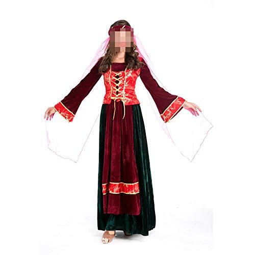 Herren Indischen Kostüm - kMOoz Halloween Kostüm,Outfit Für Halloween Fasching Karneval Halloween Cosplay Horror Kostüm,Halloween Kostüm Arabischen Kostüm Indische Mädchen Kleidung