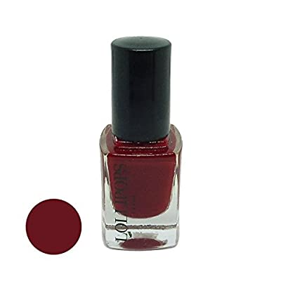 Lollipops Paris vernis à ongles – Beaucoup de Couleurs – Vernis à ongles Vernis Manucure 12 ml – Velours Rouge