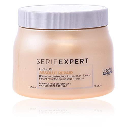 L\'Oréal Professionnel Serie Expert Absolut Repair Lipidium Maske, 1er Pack, (1x 0,5 L)