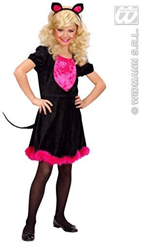 Preisvergleich Produktbild Kitty Kat - Kinder-Kostüm - Medium - 140cm