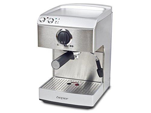 Beper 90,521 Macchina per caffé Espresso, in plastica, 32 x 23,2 x 36,5 cm
