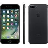 Apple iPhone 7 Plus Nero (Nero Opaco) 128GB (Ricondizionato Certificato)
