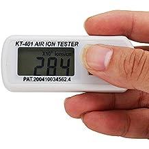 Inovey Kt-401 Mini Aire Iones Tester Negativo Oxígeno Anión Concentración Detector Aeroanion Medidor