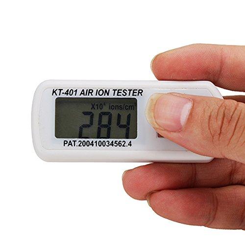 Inovey Kt-401 Mini Air Ionen Tester Negative Sauerstoff Anion Konzentration Detektor Aeroanion Meter