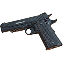 Pistola Legends 1911 Co2 - 4,5 mm BBs Acero
