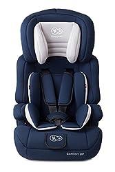 Kinderkraft Comfort UP Kinderautositz Autokindersitz Kindersitz 9 bis 36 kg Gruppe 1 2 3 Dunkelblau