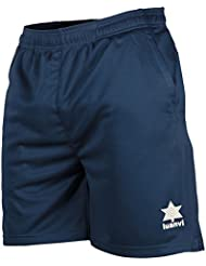 Luanvi Walk Bermudas de Tenis, Hombre, Azul Marino, M