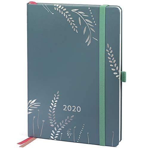 Agenda 2020 A5 'Everyday' di Boxclever Press. Diario 2020 da Gen - Dic 2020. Agenda 2020 Settimanale con ampi spazi. Lista delle cose da fare su ogni pagina, riepilogo mensile e tasca per i documenti
