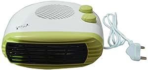 Orpat OEH-1260 2000-Watt Fan Heater (Green)