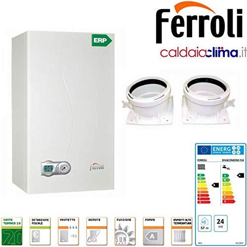 Caldera de condensación divacondens f24d Ferroli