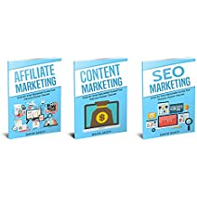 Internet Marketing: 3 Manuscripts - Affiliate Marketing Beginner Guide, Content Marketing Beginner Guide, SEO Marketing Beginner Guide (English Edition)