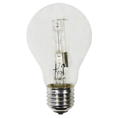 Philips 25225525 EcoClassic 30 E27 A60 Brilliantes Halogenlicht 70W in Glühlampenform, klar von Philips - Lampenhans.de