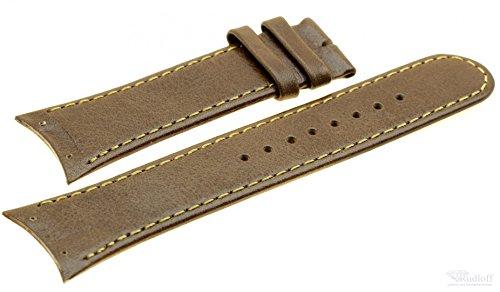 Boccia Original Lederband Armband für Uhr Modell 3161-09