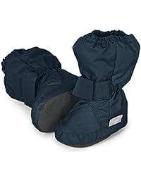 Sterntaler Jungen Baby Stiefel mit Klettverschluss, Farbe: Marine, Größe: 23/24, Alter: 2-3 Jahre, Artikel-Nr.: 5101510