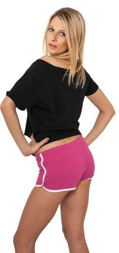 """Urban Classics"" Shorts ""Ladies French Terry Hotpants"" - 2"