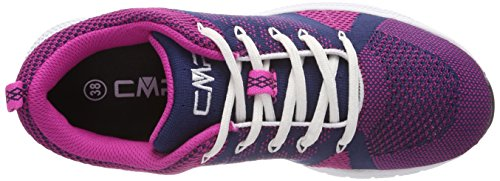 CMP Butterfly, Scarpe da Fitness Donna Rosa (Hot Pink)
