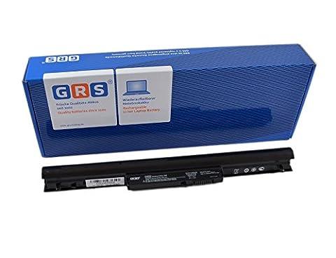 GRS Notebook Akku für HP Pavilion 14, 14t, 14z, 15, 15t, 15z HP Pavilion Sleekbook, ersetzt: 695192-001, 694864-851, HSTNN-YB4D, VK04, Laptop Batterie 2200mAh
