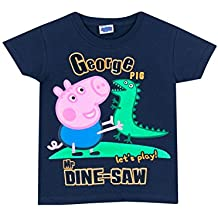 George The Pig - Camiseta para niño - George Pig
