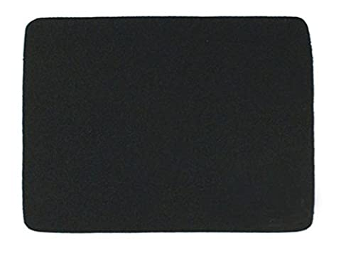 Tonsee 22*18cm Universal Mouse Pad Mat for Laptop Computer Tablet PC Black