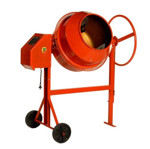 Preisvergleich Produktbild LESCHA Betonmischer Mörtelmischer Zementmischer Mischer ABM P135L 230V ***NEU***
