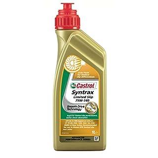 Castrol Syntrax Limited Slip 75W-140 - 1L Flasche