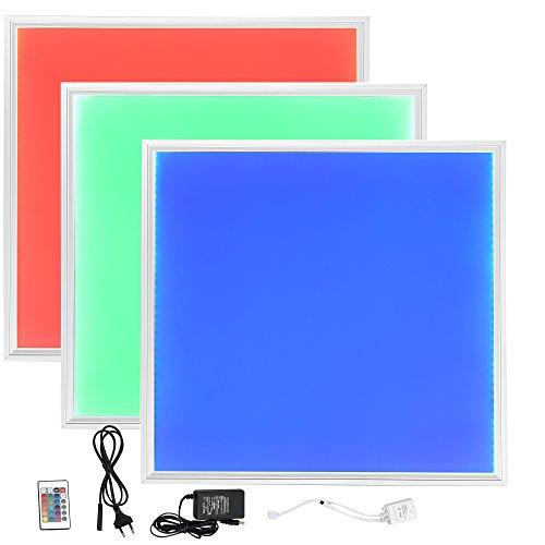 luxpro-pannello-led-rgb-62x62cm-ultraslim-cambio-colore-telecomando-attenuabile