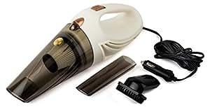 RNG Eko Green 12V/106W High Power Wet/Dry Car Vacuum Cleaner - White