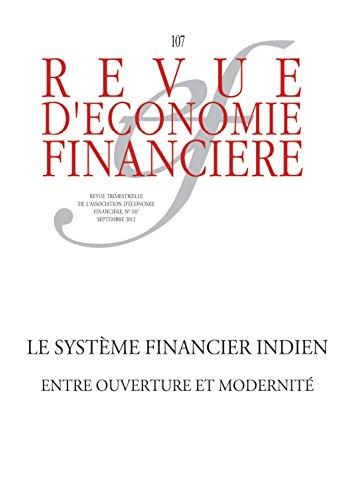 Le système financier indien: Entre ouverture et modernité