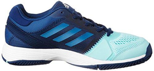 adidas Damen Barricade Club Tennisschuhe Blau