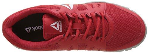 Reebok Bs7959, Chaussures de Gymnastique Homme Rouge (Multicolore Primal Red/Noir Skull Grey/White/Blk)