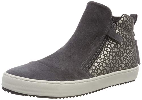 spera Girl F Hohe Sneaker, Grau (Dk Grey C9002), 36 EU ()