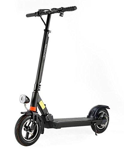 Patinete Eléctrico Joyor X1 350W Negro, Ligero con 35 km Autonomía, 13 kg  De Peso