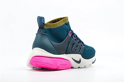Nike 835738-302, Scarpe da Trail Running Donna Turchese