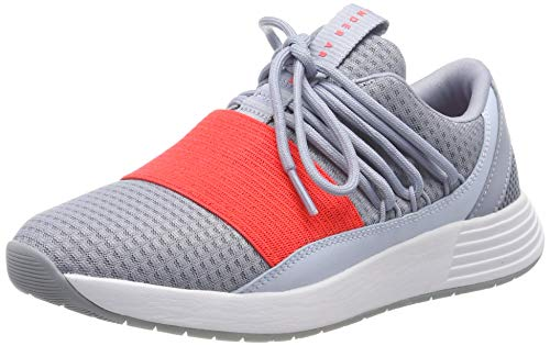 Under Armour Breathe Lace Nm2 Zapatillas Mujer, Azul (Blue Heights Blue Heights), 43 EU (8.5 UK)