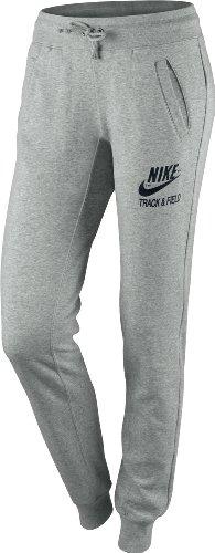 Nike Damen Hose Track & Field Vintage Read, grau, XXL, 524059-063-XXL (Nike Track Field Damen And)