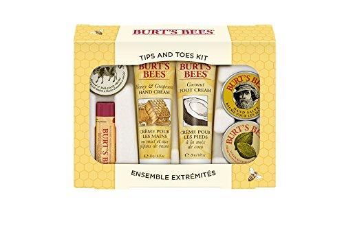 burts-bees-pflegeset-fur-hande-und-fusse-1er-pack-1-x-6-stuck