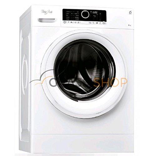 Whirlpool - Lavatrice FSCR80217 8 Kg Classe A+++ Centrifuga 1200 giri