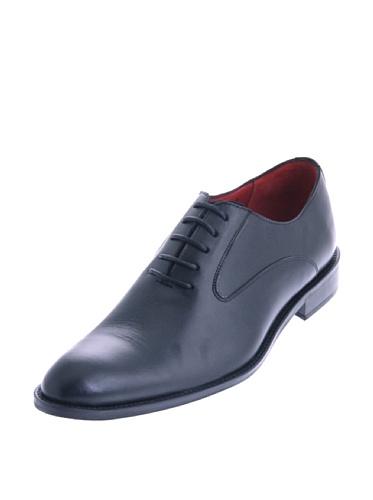 Gentleman Farmer , Chaussures de ville à lacets pour homme bleu Marine Marine