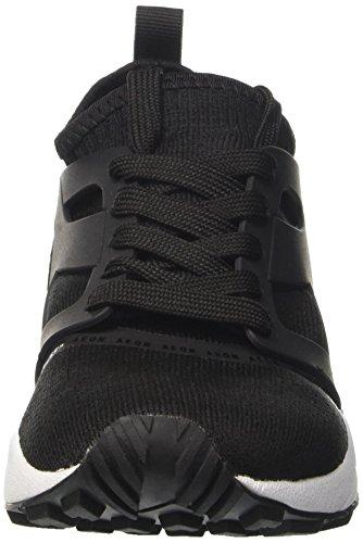 Diadora Unisex Adulto Evo Aeon Sneaker Collo Basso Nero (nero)