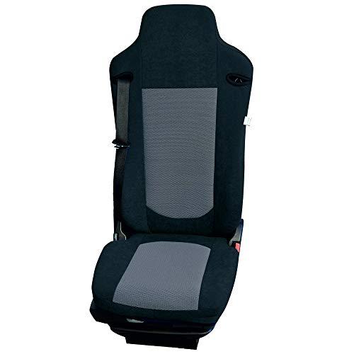 LKW AIRPLUS X-Type Sitzbezug Schonbezug grau, Details siehe Artikelbeschreibung (Lkw-details)