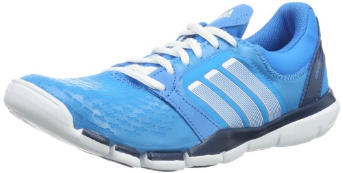 adidas Performance Adipure Trainer 360 D67526 Damen Outdoor Fitnessschuhe, Türkis (Solar Blue2 S14/Running White Ftw/Tribe Blue S14), EU 38 2/3 (UK 5.5) (Adidas Trainer Adipure)