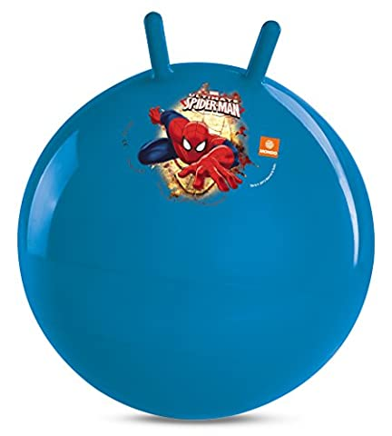 Mondo - 6961 - Jeu de Plein Air - Ballon Sauteur Ultimate - Spiderman