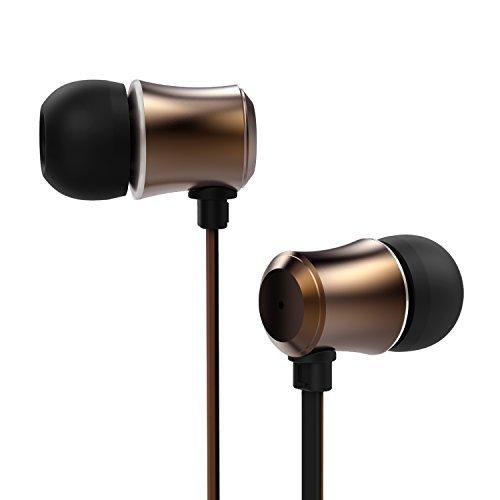KWORLD Kopfhörer für Gaming und Musik mit integriertem Mikrofon, S19, Bronze Kworld Digital Video Recorder