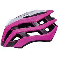 EP-Helmet Casco De La Bici De Montaña, Casco Aerodinamizado De La Manera del Diseño,Pink