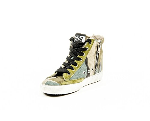 Golden Goose Venezia Girls Sneaker G25H002 K2 Multicolore