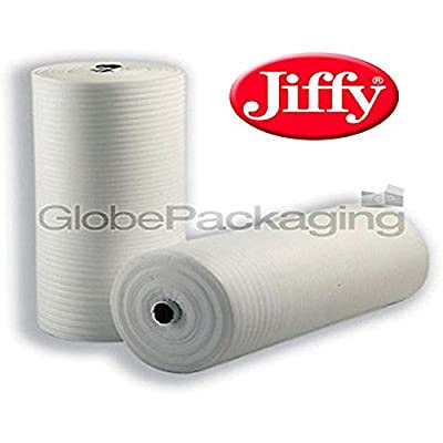 500 x 20M Roll Of JIFFY FOAM WRAP Underlay Packing