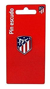 Atletico DE Madrid Pin Escudo Lacado