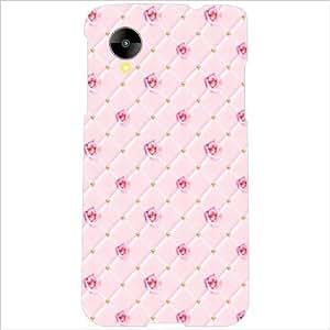 LG Nexus 5 LG-D821 Back Cover - Small Stars Designer Cases
