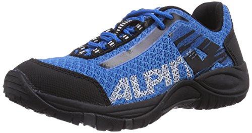 Alpina Unisex Escursionismo Blu 318 Blau hellblau Scarpe 680 rXwqIgr