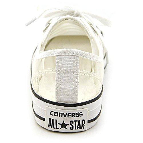 Converse Chuck Taylor ?? All Star Platform Lo clear